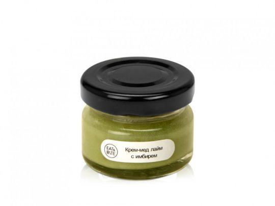 Подарочный набор Крем-мед в домике, крем-мед лайм с имбирем 35 г, арт. 023813803