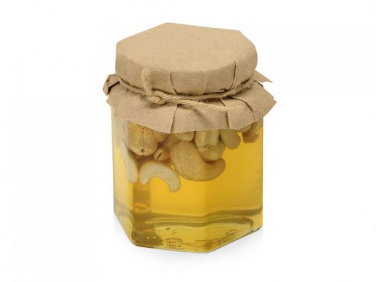Сувенирный набор Мед с кешью 250 гр, арт. 023811903