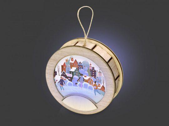 Подвеска с подсветкой, круг, арт. 023843603